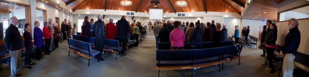 Baptist Panorama